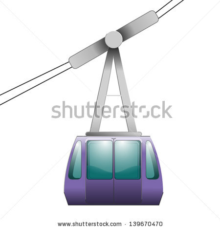 Cable Car Stock Photos, Royalty.