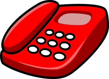 Red Mimooh Phone Office Telephone Voice Voip Telephon.