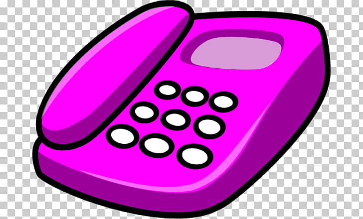 Contenido telefónico, teléfono rosa PNG Clipart.