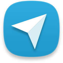 Telegram app icon #6243.