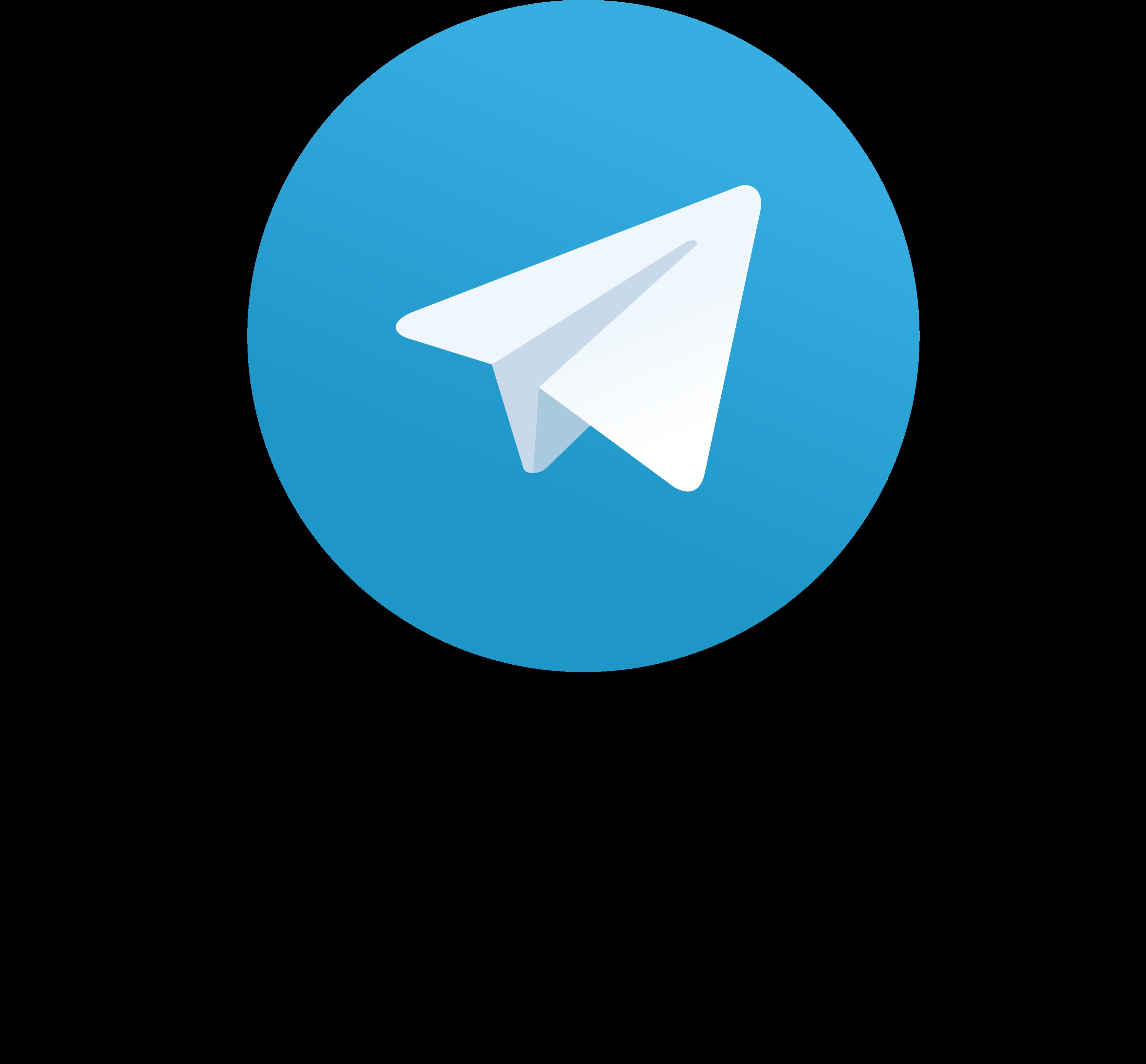 Telegram Logo PNG Logo Image.