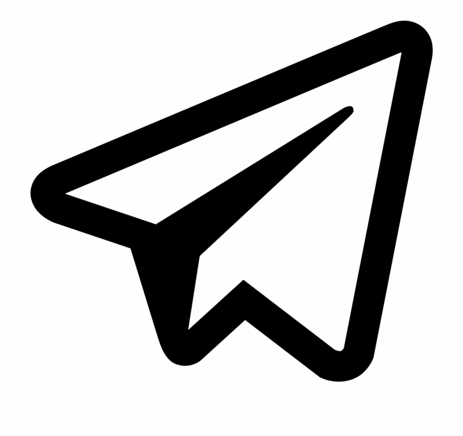 Telegram App Icon.