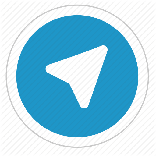 Icon Telegram #322437.