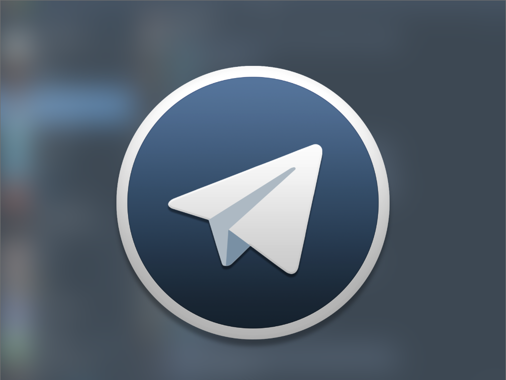 Telegram X for Mac App Icon by Denis Bayer on Dribbble.