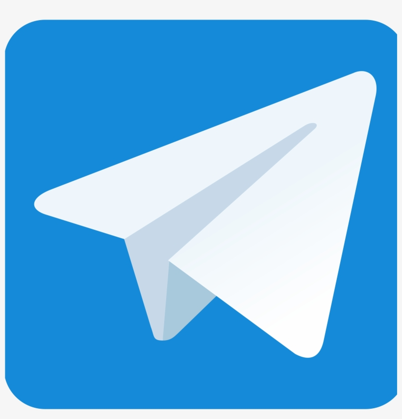 This Free Icons Png Design Of Telegram App Icon.