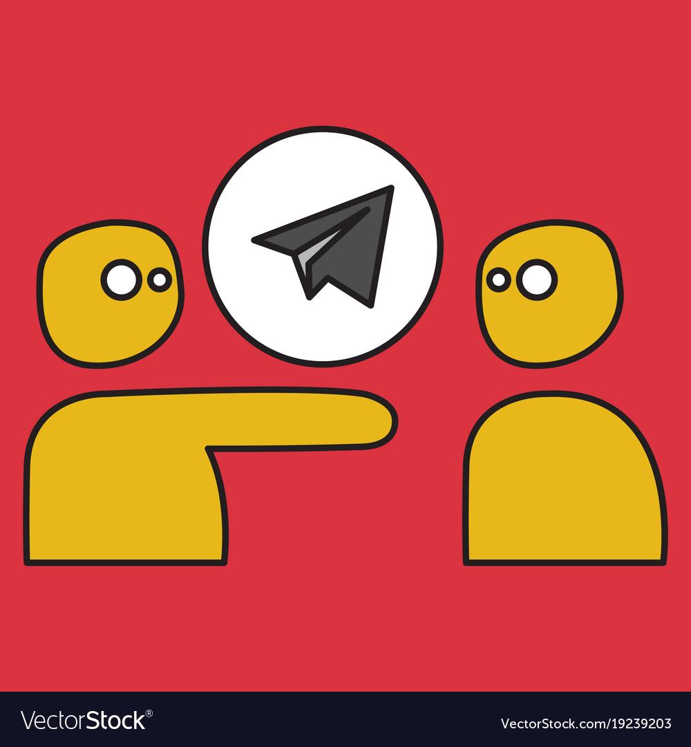 Aircraft button icon telegram icon.