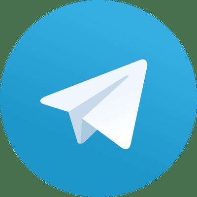 Telegram Logo transparent PNG.