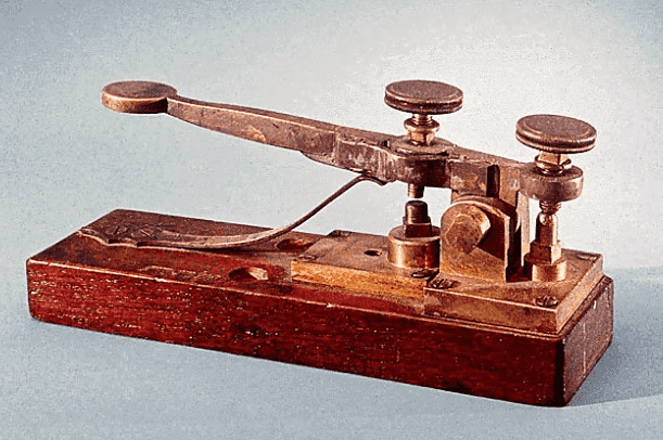 1840 telegraph.