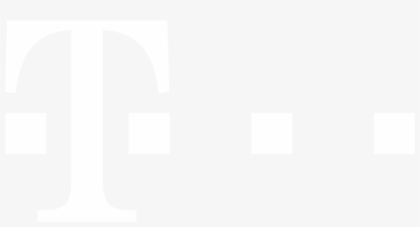 Telekom Logo B W.