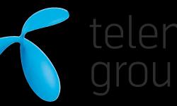 Telenor Group Logo.