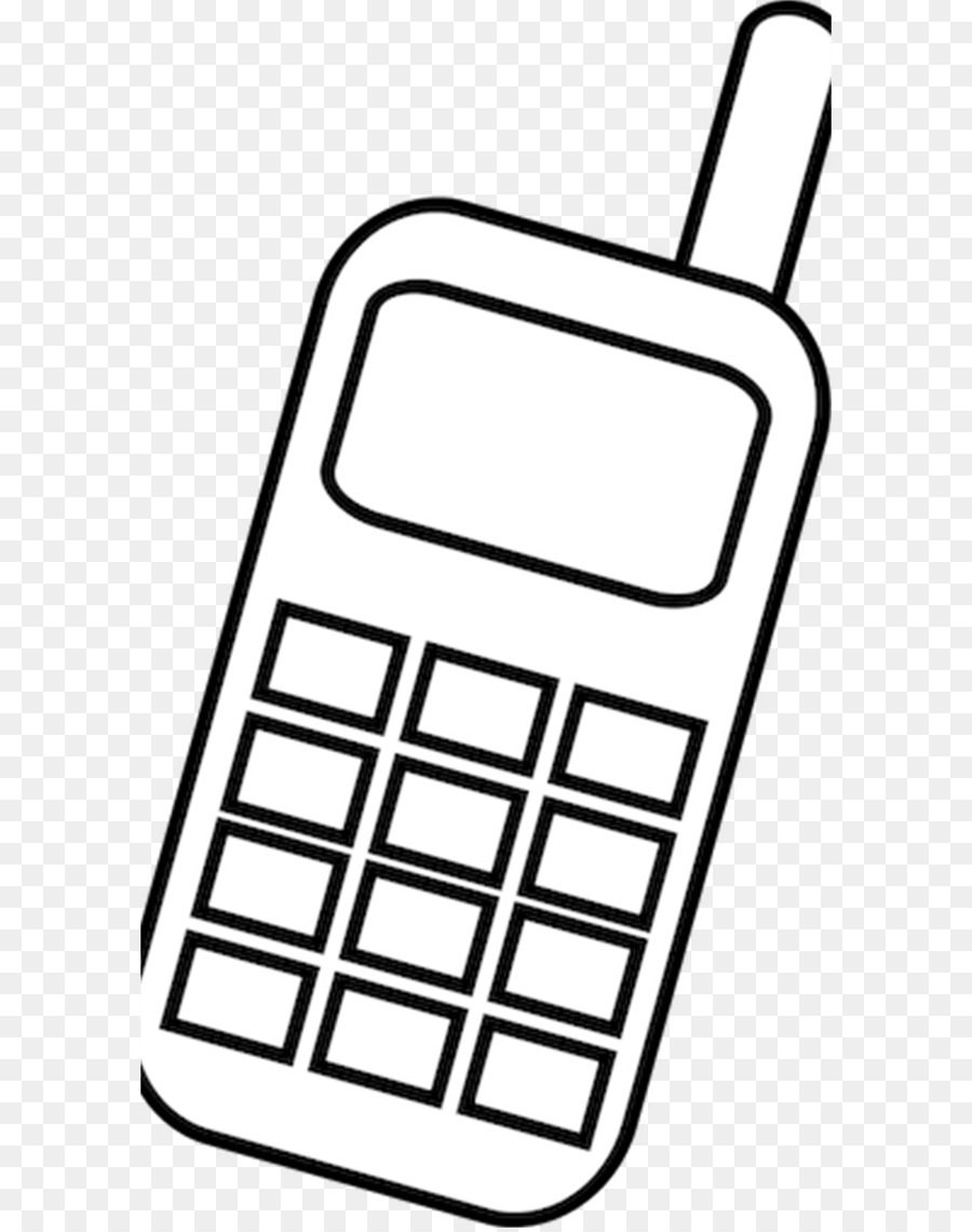 Telephone Cartoon clipart.