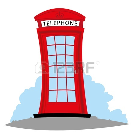 Showing post & media for Cartoon telephone booth.