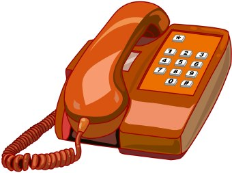Telephone Clipart & Telephone Clip Art Images.