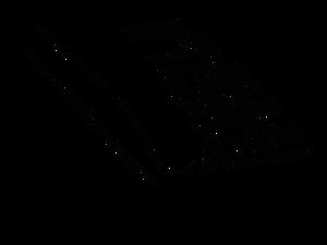 23712 telephone clipart black white.