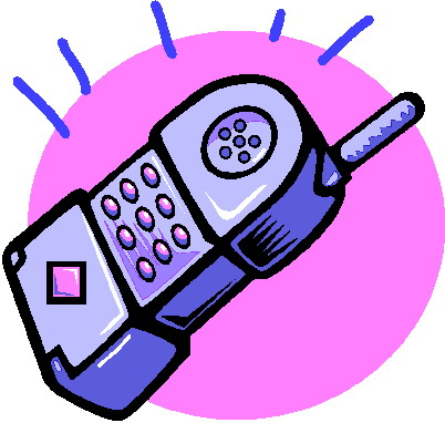 Telephone clip art free clipart images 5.