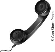 Telephone handset Vector Clip Art Illustrations. 2,073 Telephone.