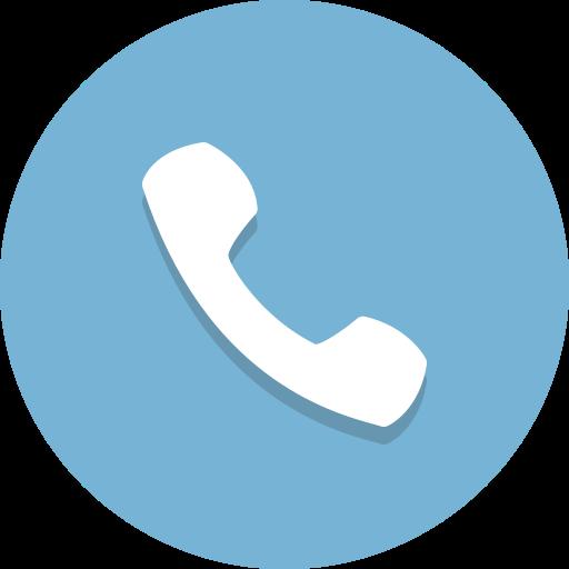 Communication, phone, telephone icon.