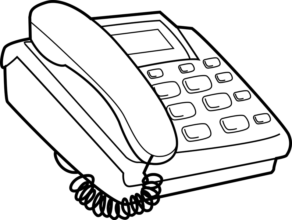 Phone clipart telepone, Phone telepone Transparent FREE for.