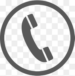 Telephone Symbol PNG Images.