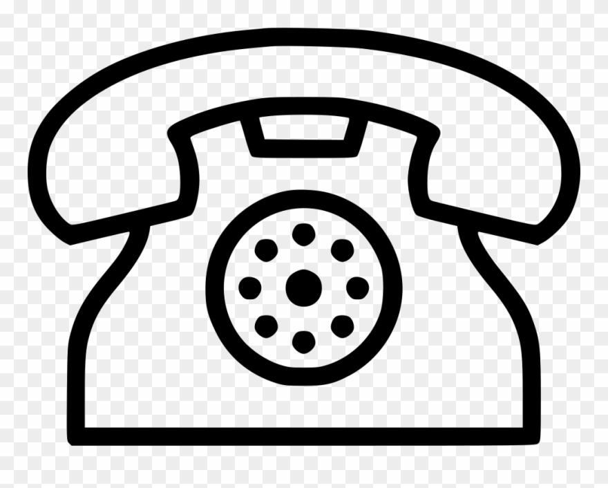 Phone Address Calling Svg Png Icon Free.