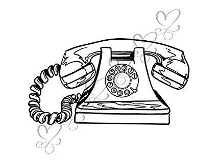 Amazon.com: Yetta Quiller Telephone Retro Style Oldfashioned.