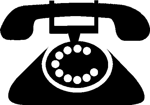 Pictures Of Telephones Clip Art.