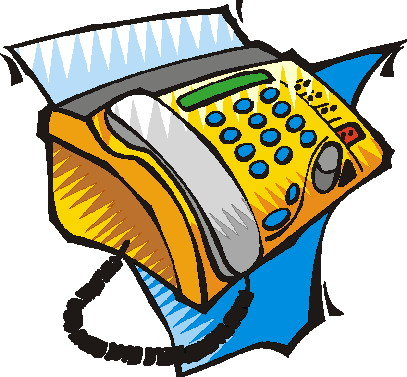 Telephone Clip Art.