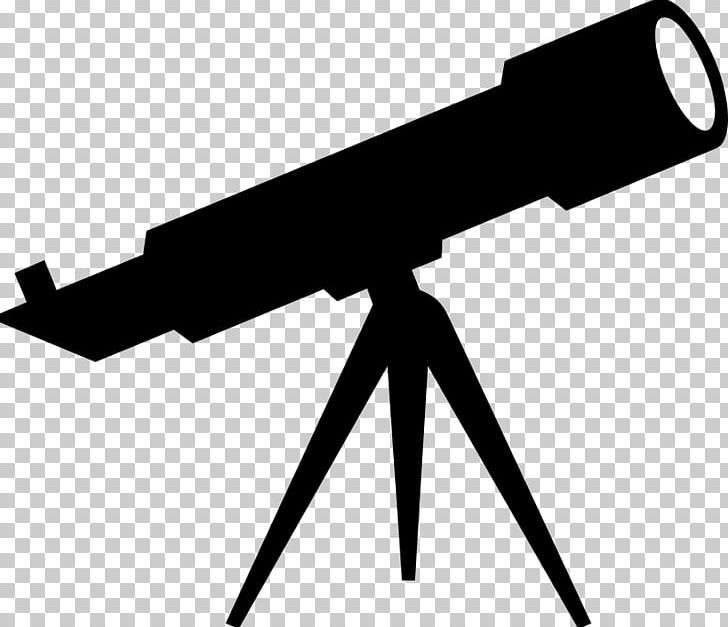 Telescope PNG, Clipart, Angle, Astronomy, Black, Black And.