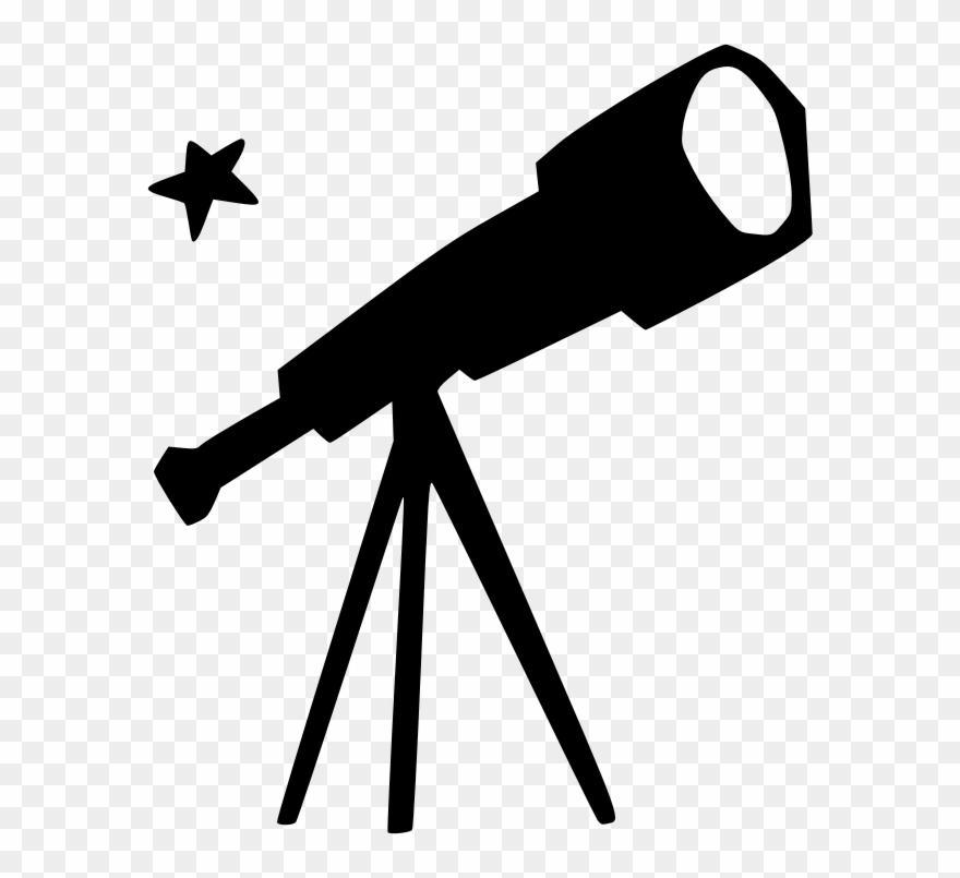 This Png File Is About Telescope , Space Icons.