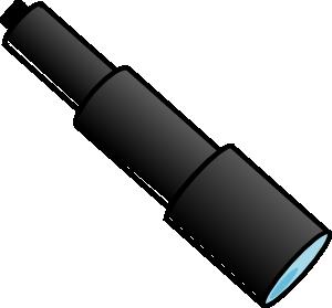 Telescope Clip Art at Clker.com.