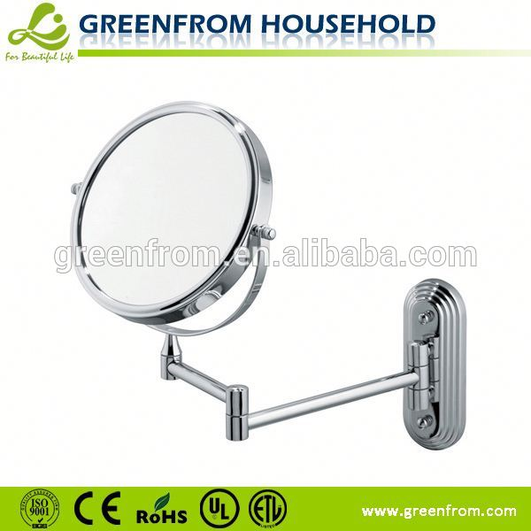 Telescopic Magnifying Mirror, Telescopic Magnifying Mirror.