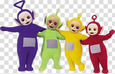 Teletubbies character, Teletubbies Full transparent.