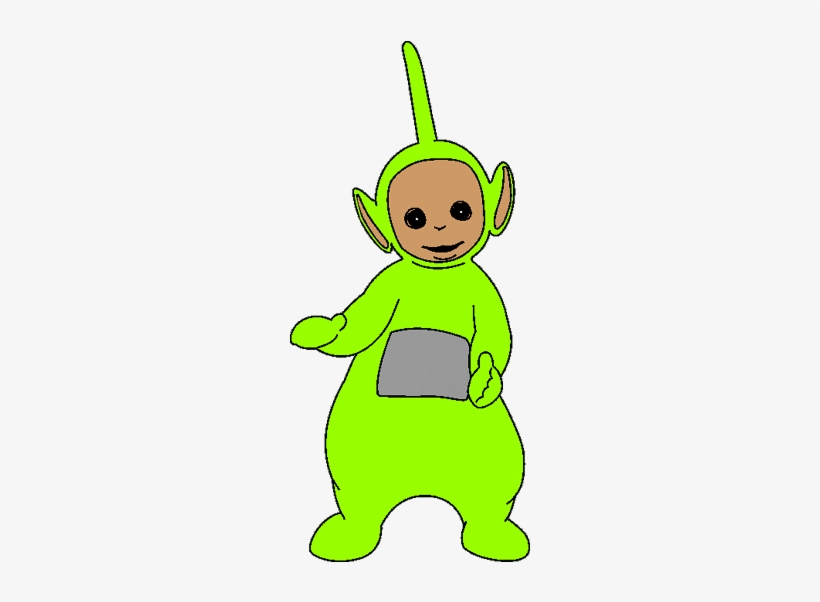 Teletubbies Drawing Easy.