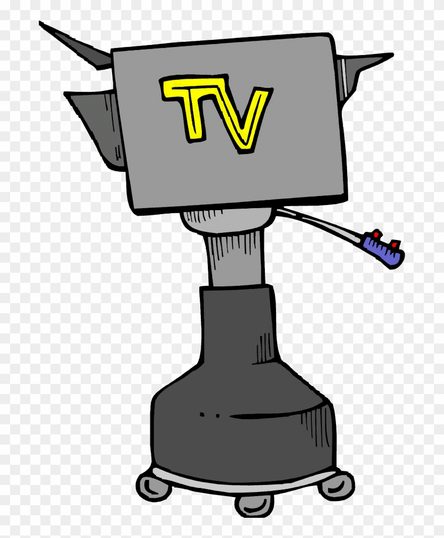 Tv Camera Clipart 1.