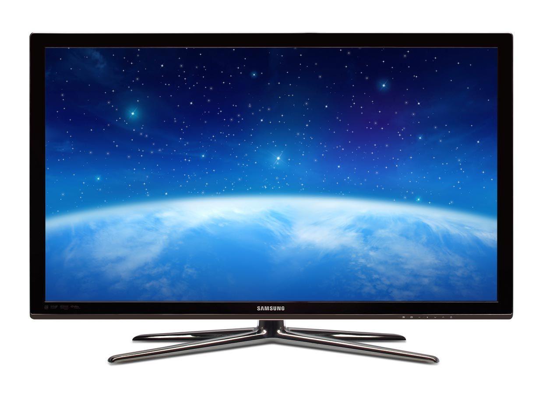 Samsung Flat Screen TV Clip Art.