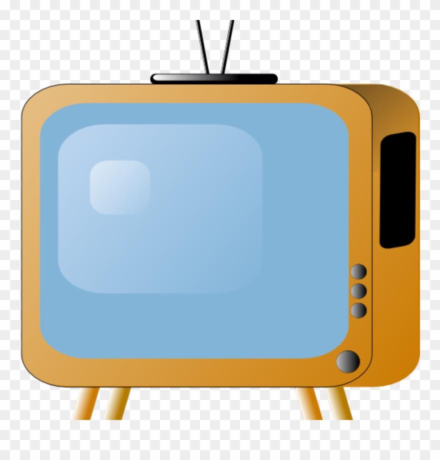 Tv Clip Art Tv Set Clipart Music Clipart.