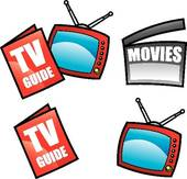 Clipart tv shows.