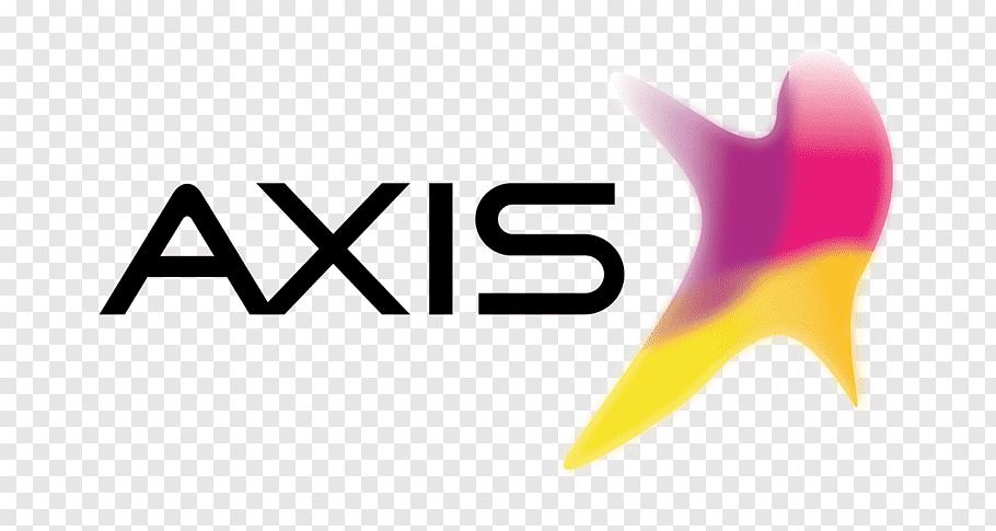 AXIS Telekom Indonesia Logo XL Axiata Telekomunikasi seluler.