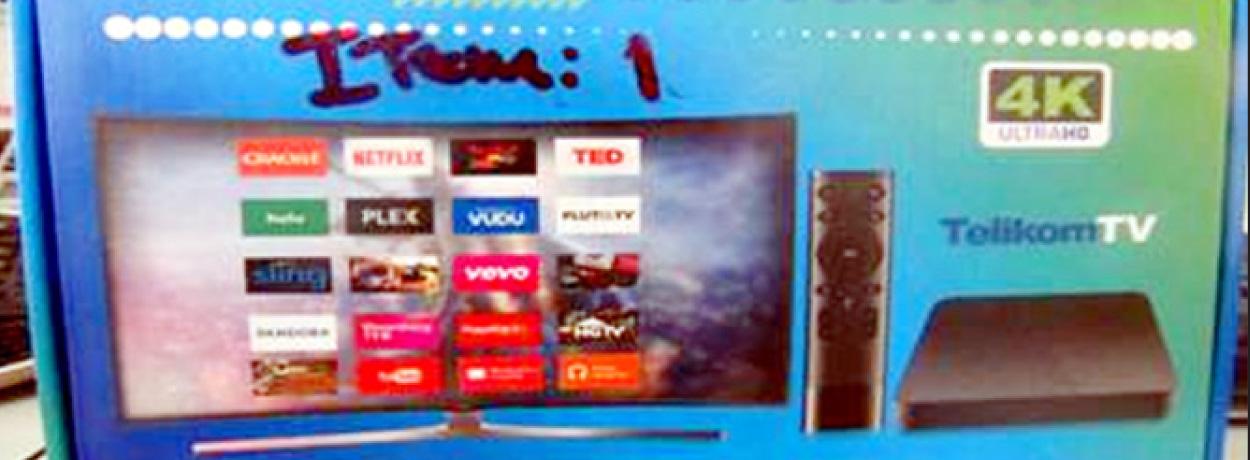 Telikom\'s TV box set to revolutionise entertainment.