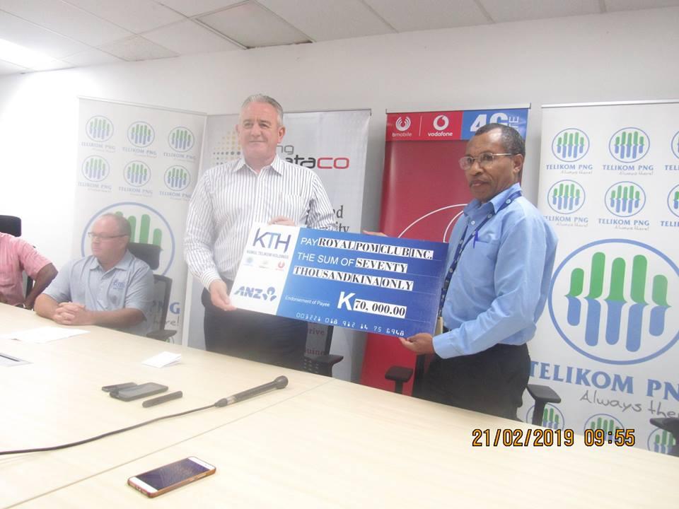 Kumul Telikom Holdings Sponsors 2019 Gulf Pennants I.
