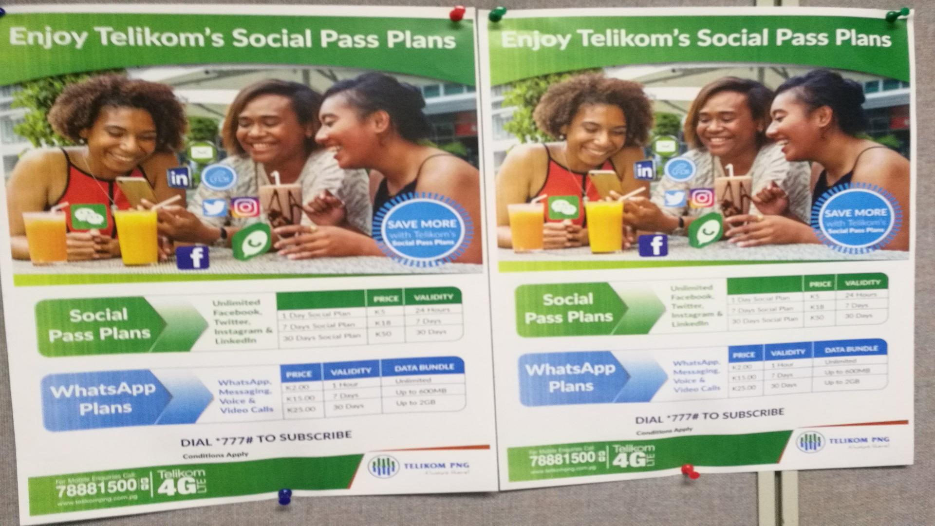 Telikom\'s New Social Pass Plan.