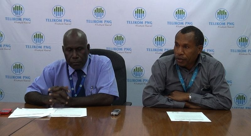 Telikom PNG: Reduction in wholesale costs to Internet.