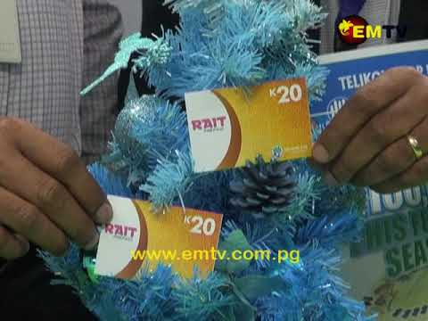 Telikom PNG Cash Promo Launched.