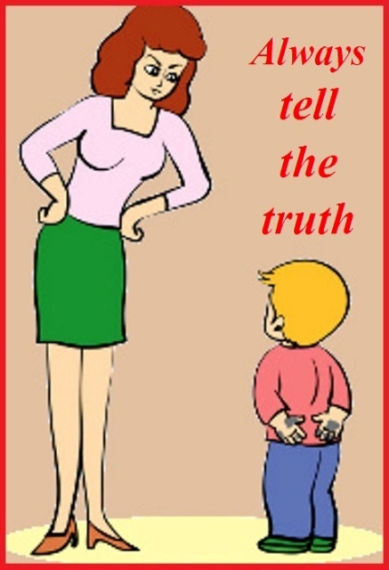 Tell the truth clipart 2 » Clipart Station.
