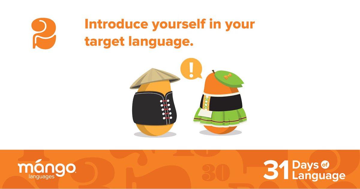 Mango Languages on Twitter: \