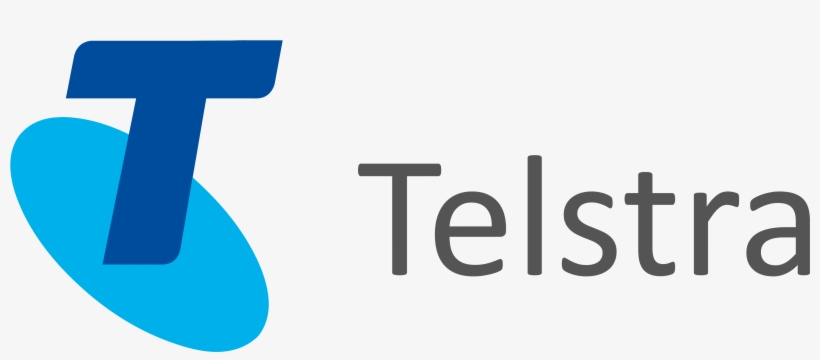 Telstra Transparent Logo.