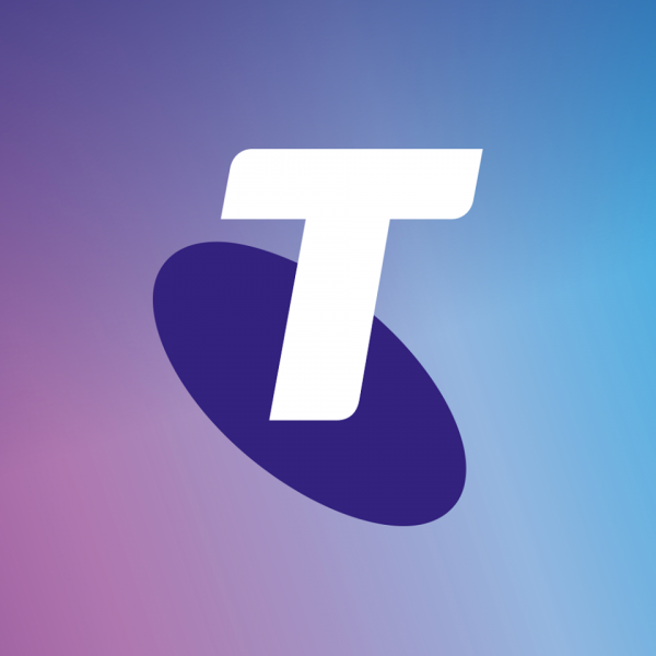 NEW TELSTRA LOGO PNG 2019.