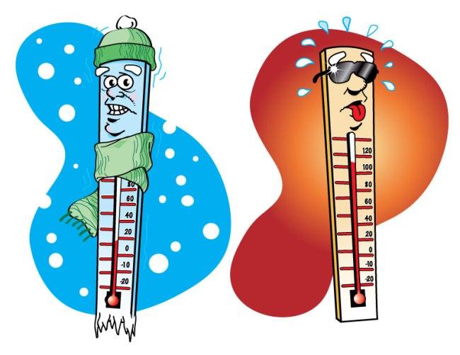 Temperature Clipart.
