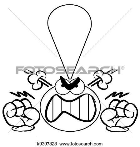 Stock Illustration of Temper!OL k9397828.