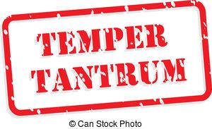 Temper tantrum Clip Art Vector and Illustration. 102 Temper.